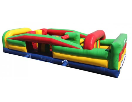 37 ft Obstacle