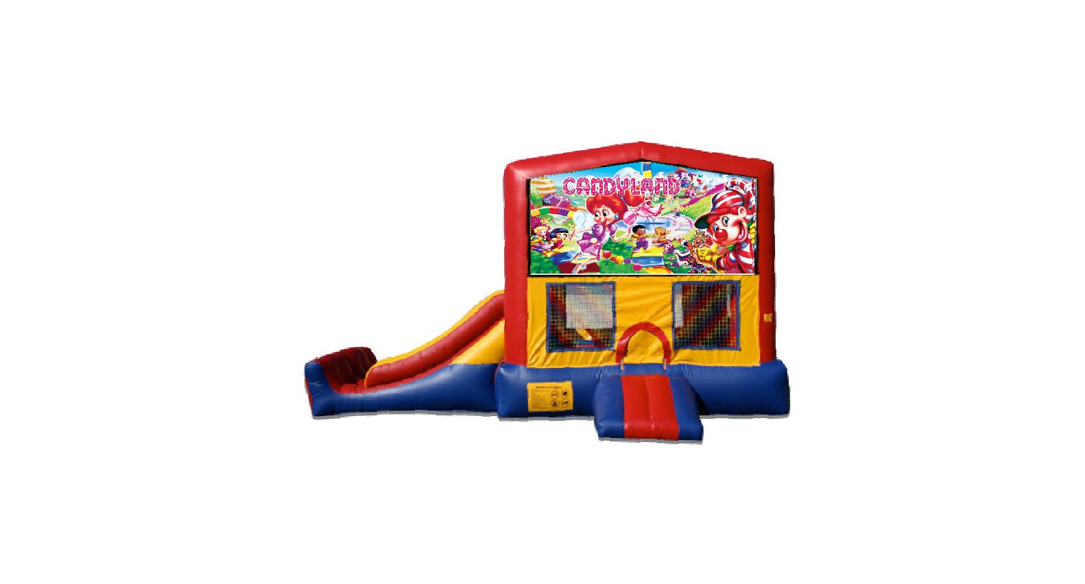 Candyland 3 in 1 Mini Slide