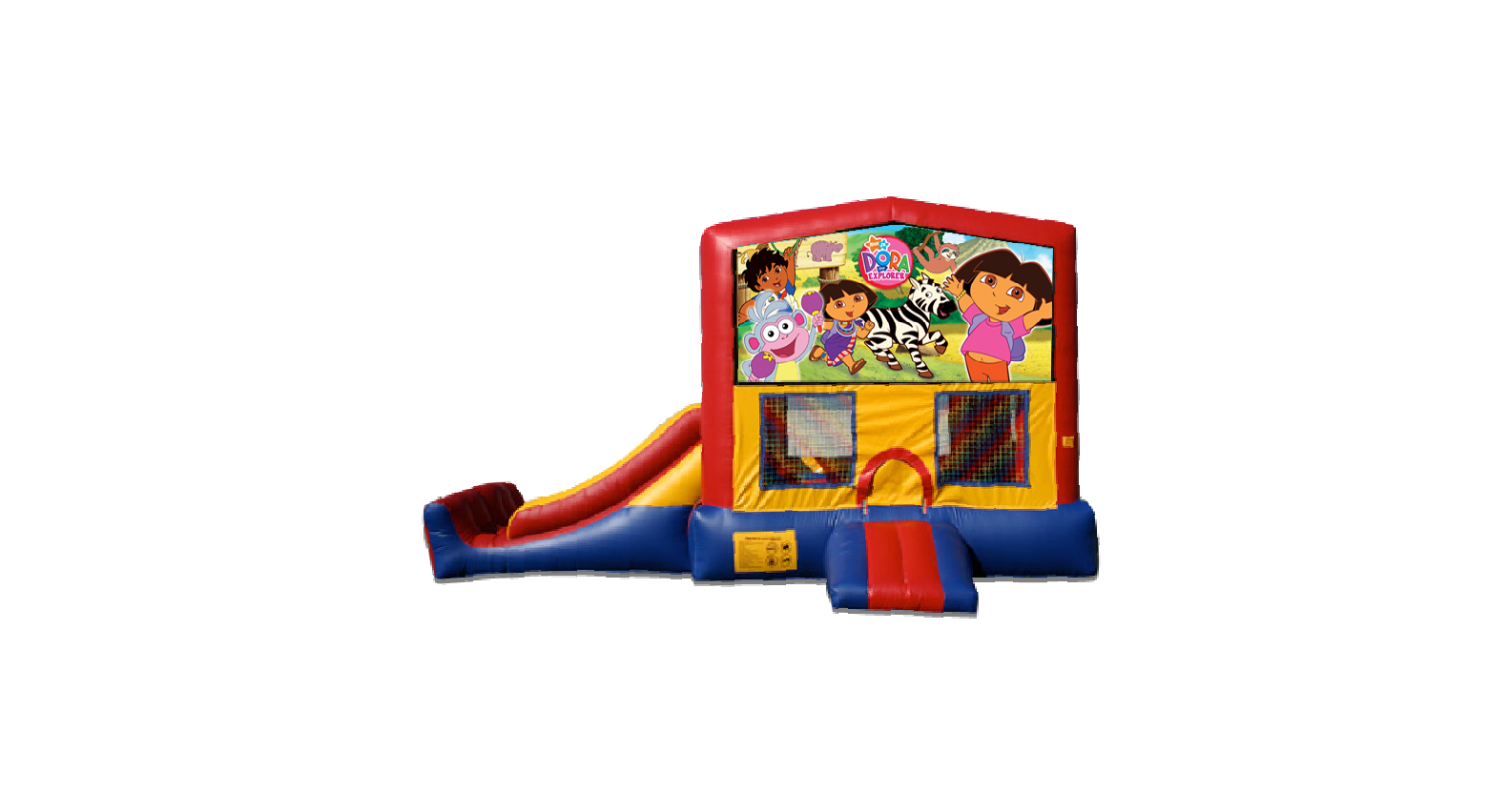 Dora the Explorer 3 in 1 Mini Slide