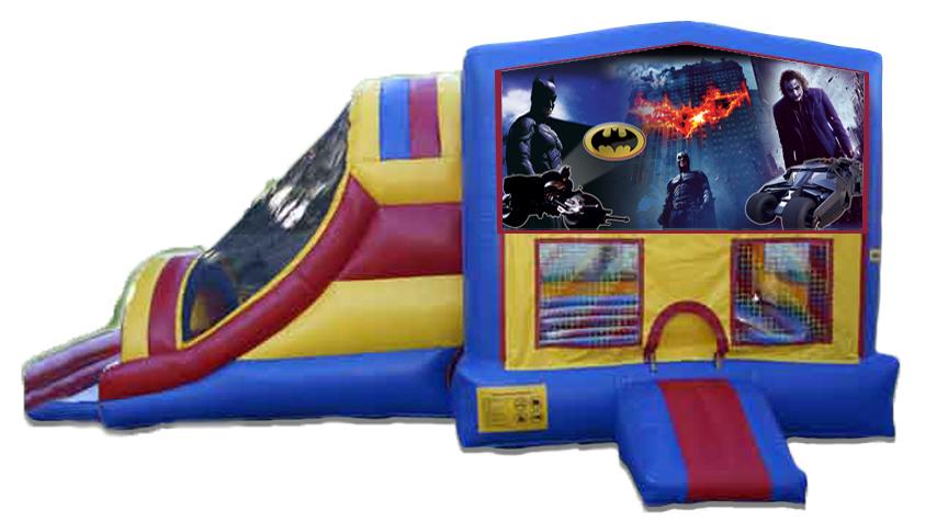 Batman 4 in 1 Jumbo Dual Lane Connect