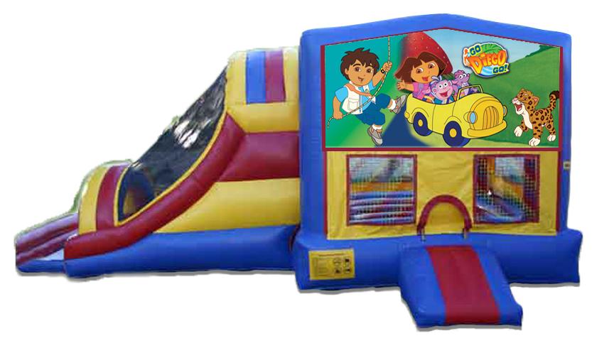 Diego 4 in 1 Jumbo Slide