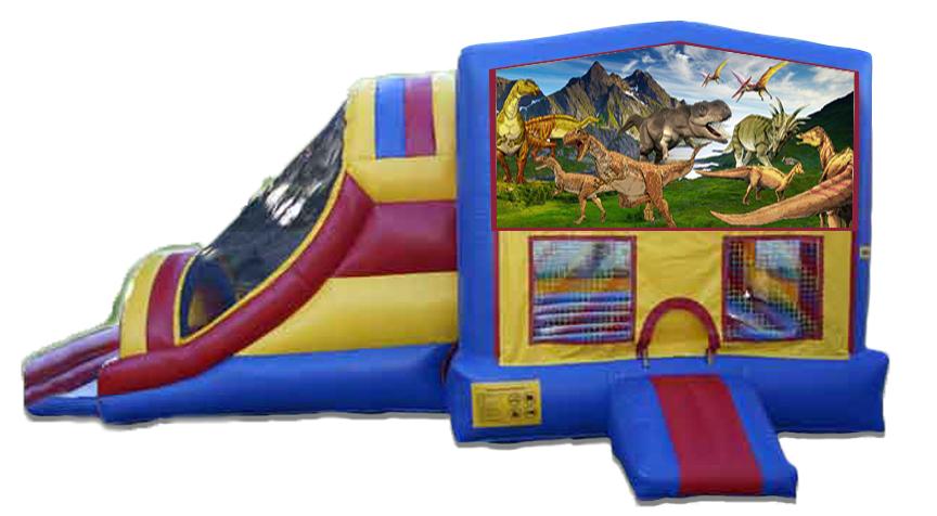 Dinosaurs 4 in 1 Jumbo Slide