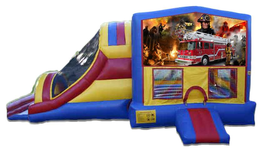 Firemen 4 in 1 Jumbo Slide