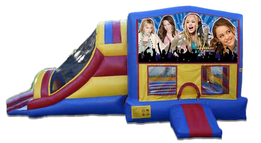 Hannah Montana 4 in 1 Jumbo Dual Lane Connect