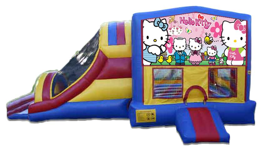 Hello Kitty 4 in 1 Jumbo Slide