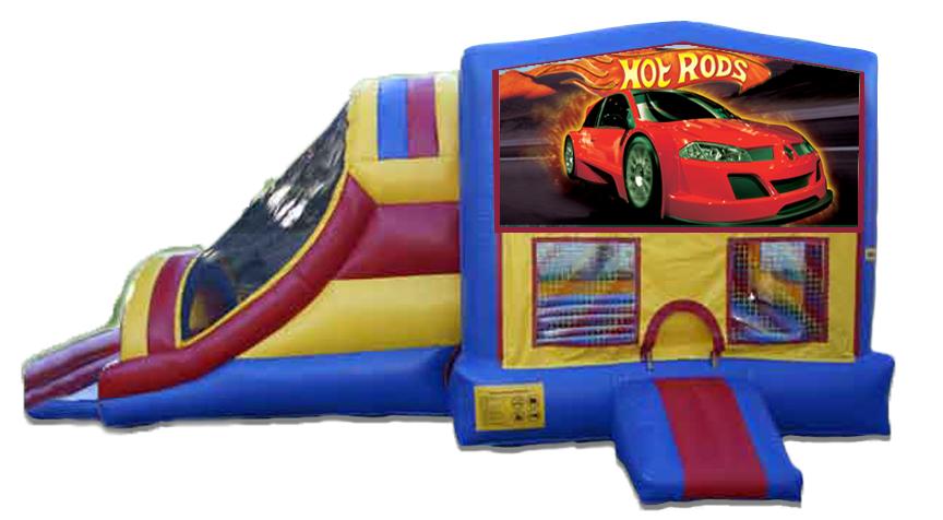 Hot Rod 4 in 1 Jumbo Slide
