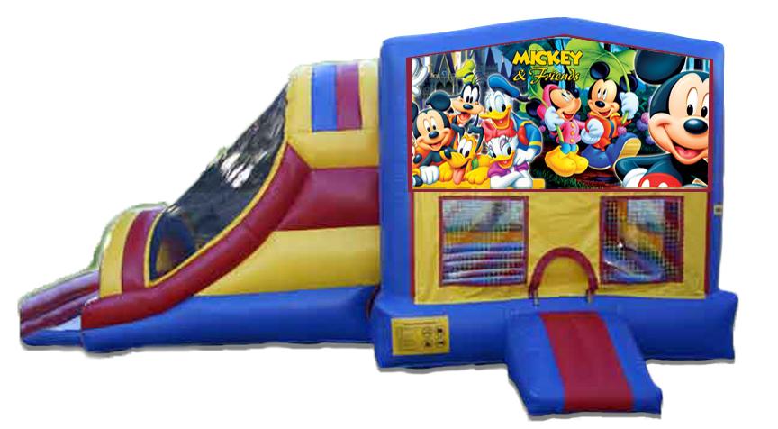 Mickey Mouse & Friends 4 in 1 Jumbo Slide