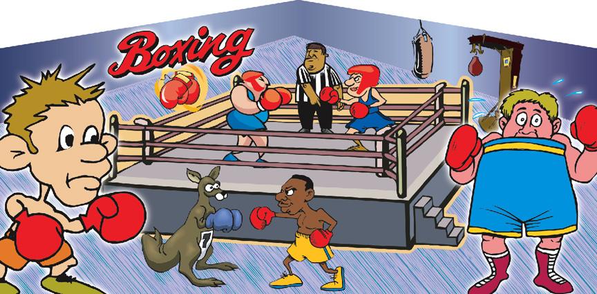 13x13 Boxing