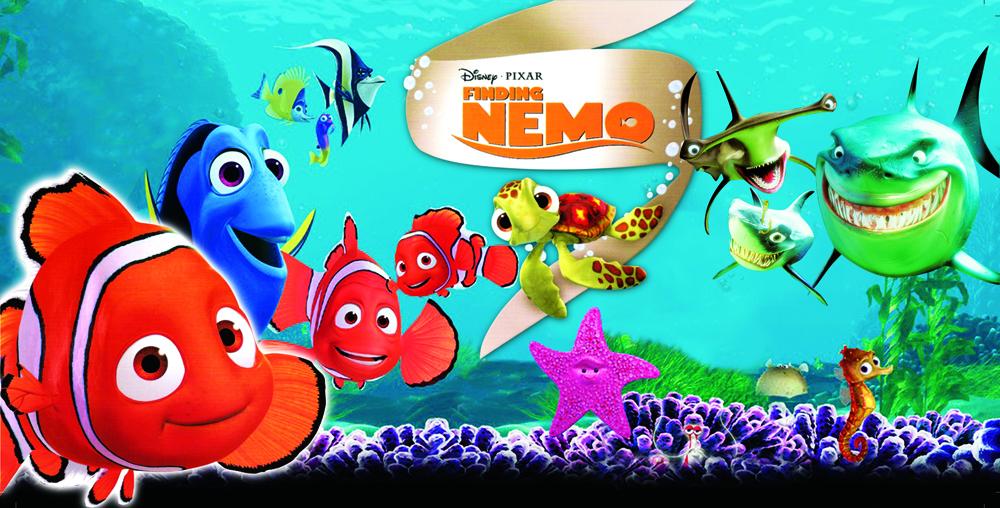 Finding Nemo Panel