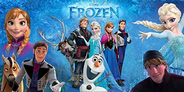 Frozen Panel