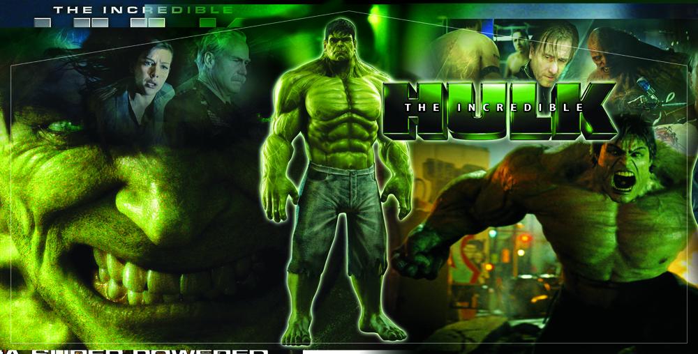 Hulk Panel