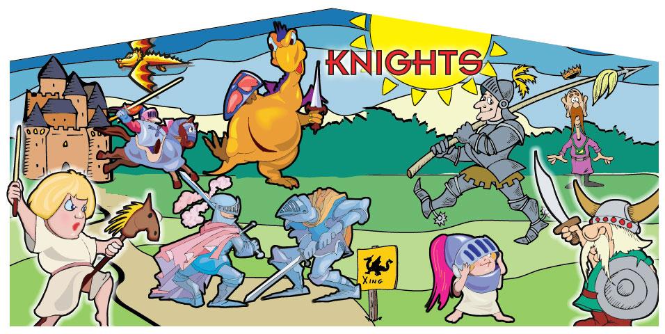 Knights Panel