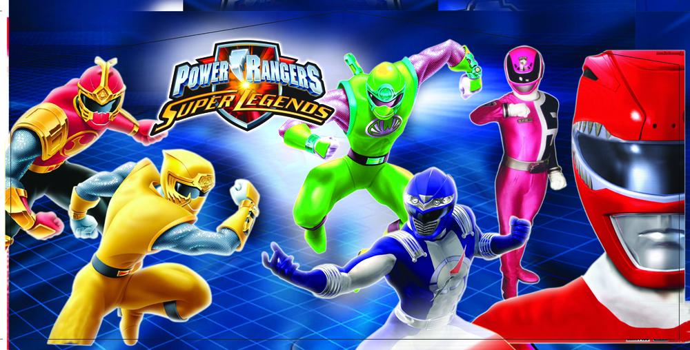 Power Rangers Panel