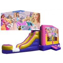 Barbie On Pegasus 4 in 1 Jumbo Slide