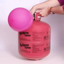 Helium Tank, 50  Balloons, String