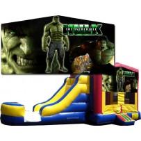 Hulk 4 in 1 Jumbo Slide