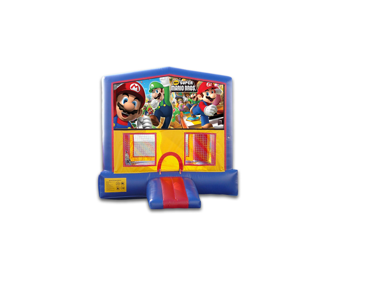13x13 Super Mario Bros.