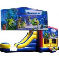 Monsters, Inc. 4 in 1 Jumbo Slide