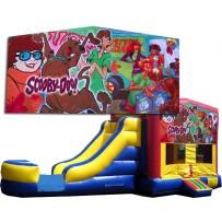 Scooby Doo 4 in 1 Jumbo Slide