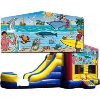 Seaside 4 in 1 Jumbo Slide