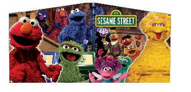 Sesame Street Panel