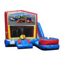 Speed Way/Race Car 4 in 1 Space Saver
