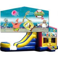 Spongebob 4 in 1 Jumbo Slide