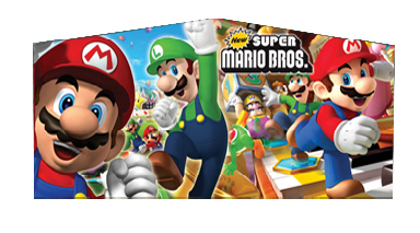 Super Mario Bros. Panel