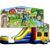 Western 4 in 1 Jumbo Slide