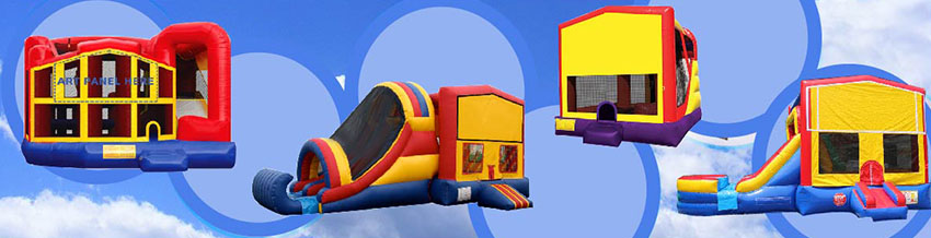Bouncers with Slides