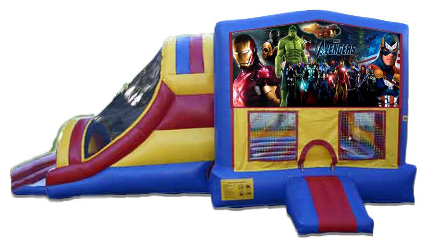 Avengers 4 in 1 Jumbo Slide