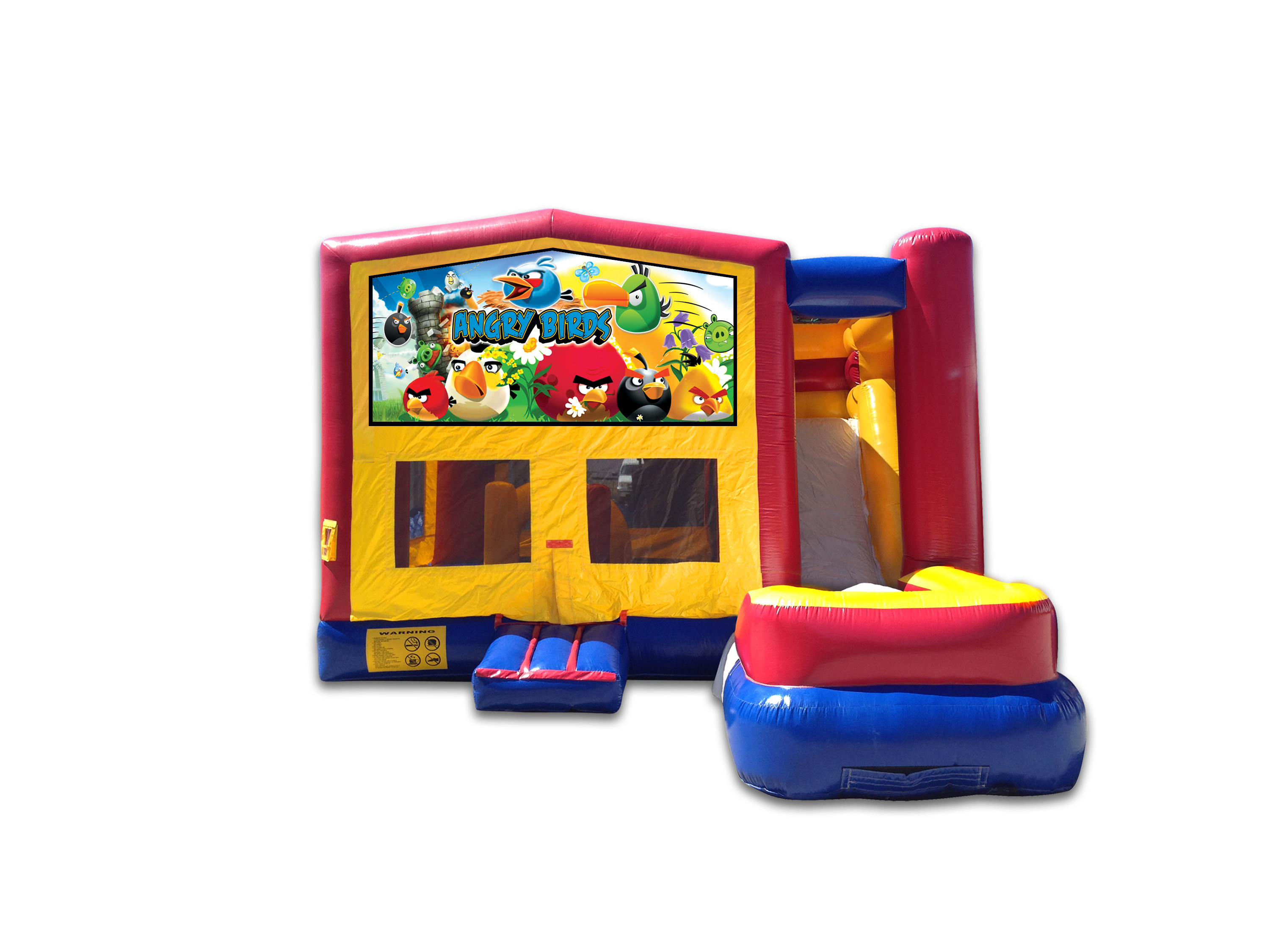 Angry Birds 7 in 1 Combo Wet/Dry