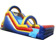 20 FT Jumbo Slide (WET OR DRY) $50 EXTRA FOR WET