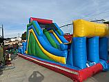 Adrenaline Obstacle Middle Side #B1904