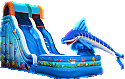 22 FT Marlin Slide (WET OR DRY) $50 EXTRA FOR WET #TB198